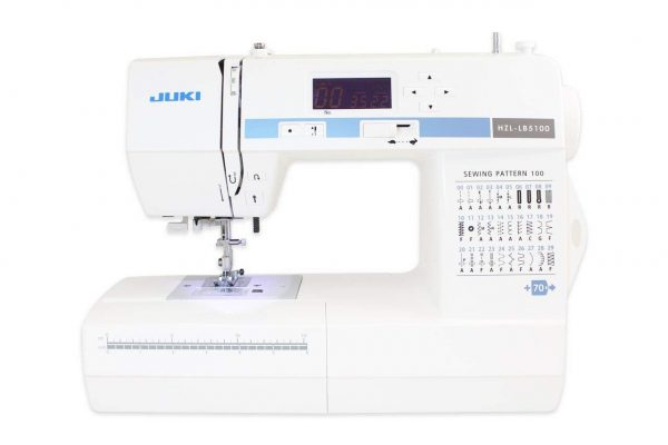 Juki HZL-LB5100 Computerized Sewing Machine Review