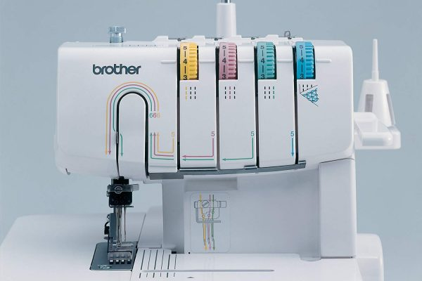 Brother Serger 2340CV Review