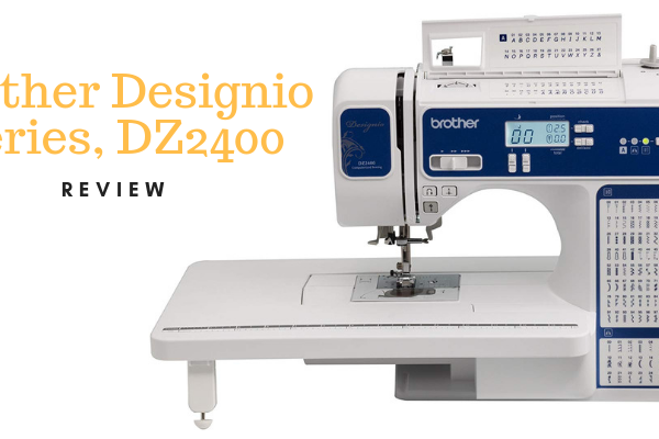 Brother Designio Series, DZ2400, Computerized Sewing Machine and Quilting