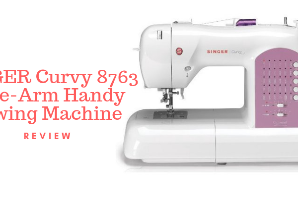 SINGER Curvy 40 FreeArm Handy Sewing Machine Review Mesmerizing Singer Curvy 8763 Sewing Machine
