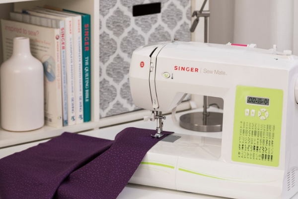 SINGER Sew Mate 5400 Handy Sewing Machine Review