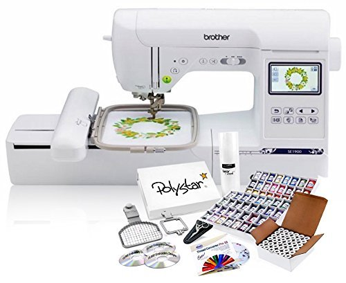 Best Commercial Embroidery Machines Reviews
