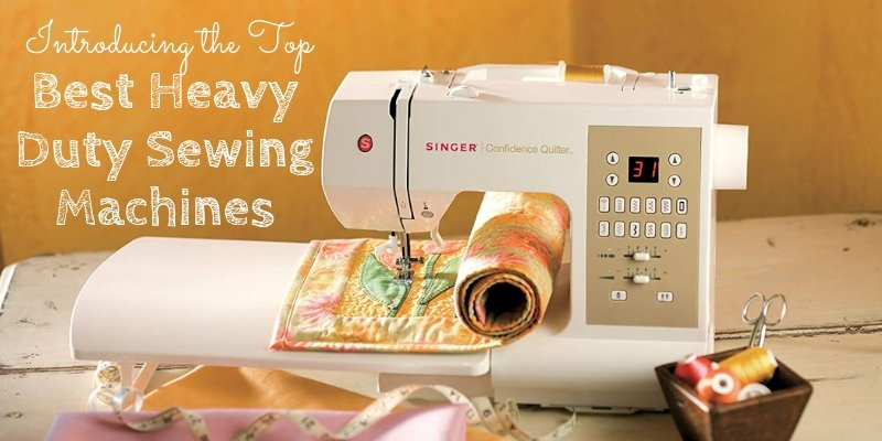 Best Reviews Heavy Duty Sewing Machine