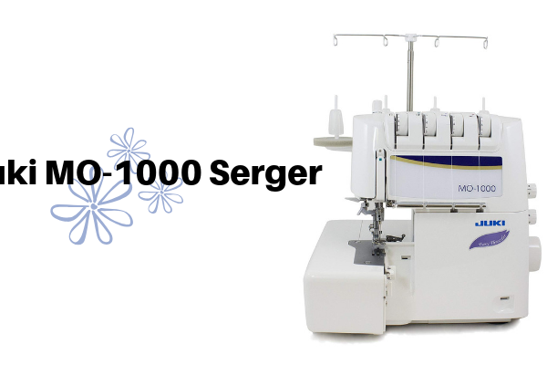 Juki MO-1000 Serger Review