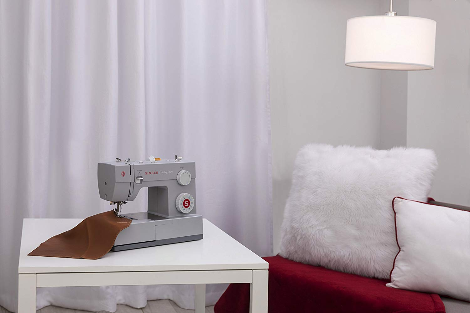 Reviews Sewing Machine For Leather