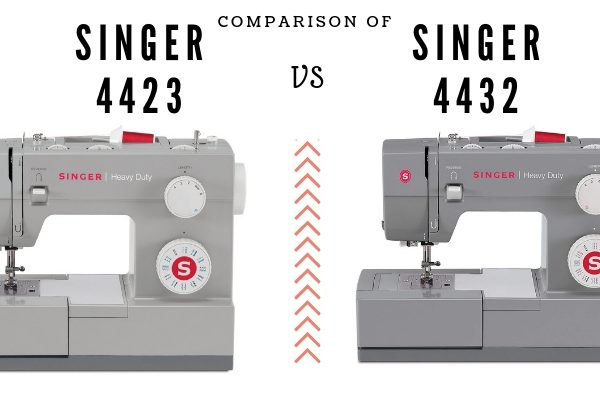 Singer 4423 vs 4432 – Which one is better?