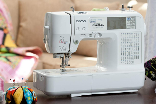 Top 8 Best Sewing and Embroidery Machine Combos In 2019 Reviews